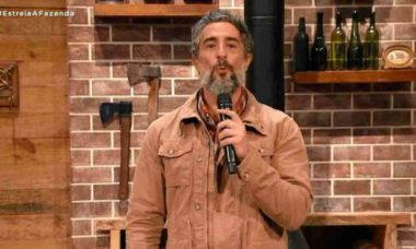 Marcos Mion é demitido da Record e não será mais o apresentador de 'A Fazenda'