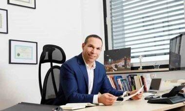 Marc Galal: conheça o influenciador e coach que faz sucesso nas redes sociais. Foto: Divulgação