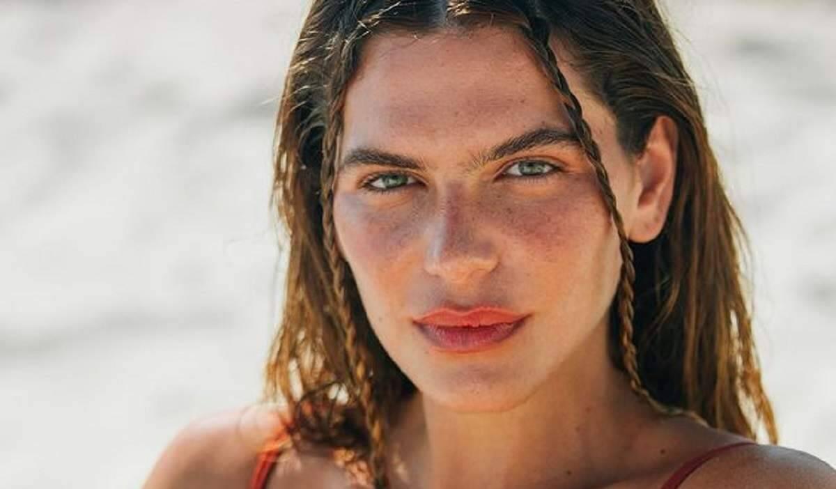 Esposa de Cauã Reymond, Mariana Goldfarb revela que ficaria com mulheres