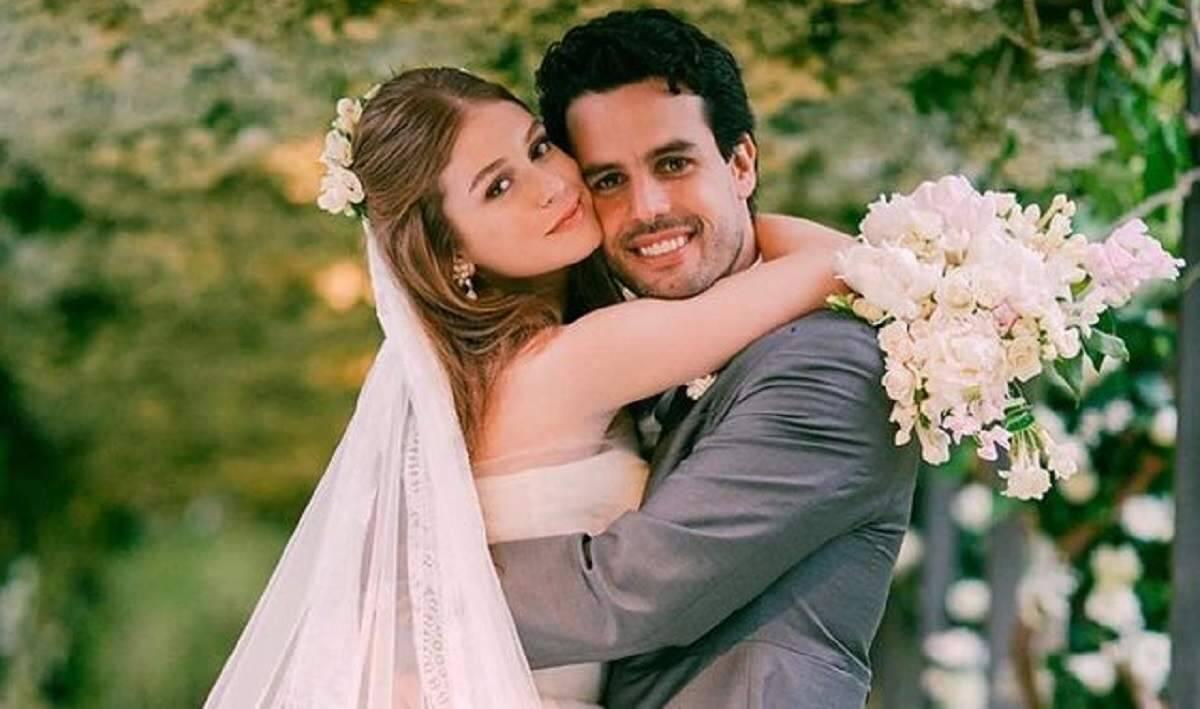 Confirmado! Após 3 anos de casados, Marina Ruy Barbosa e Alexandre Negrão se separam