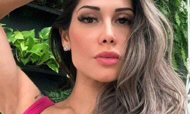 "Mayra Cardi revela que testou positivo para Covid-19: ""sou do grupo de risco"""