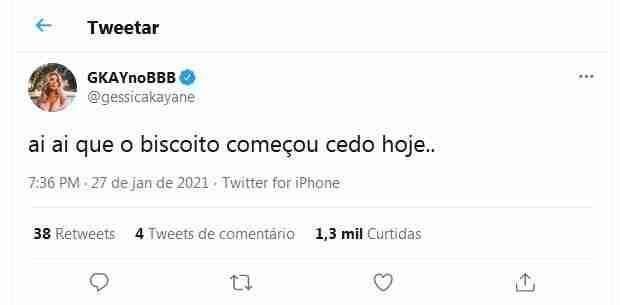 """Gkay e Pedro Sampaio trocam indiretas: """"fala mal de mim mas quer pegar de novo"""" (Foto: Reprodução/Instagram)"""