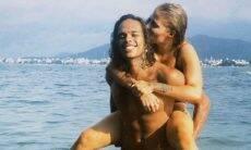 """Vitão e Luísa Sonza surgem coladinhos em fotos na praia: """"Tarzan e Jane no reino da selva"""""""