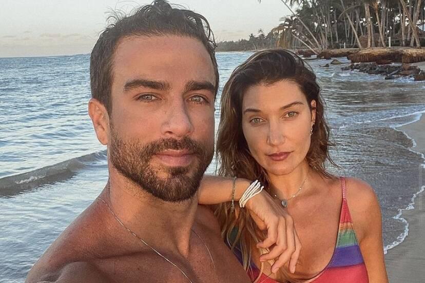 Separação! Erasmo confirma término de relacionamento com Gabriela Pugliesi