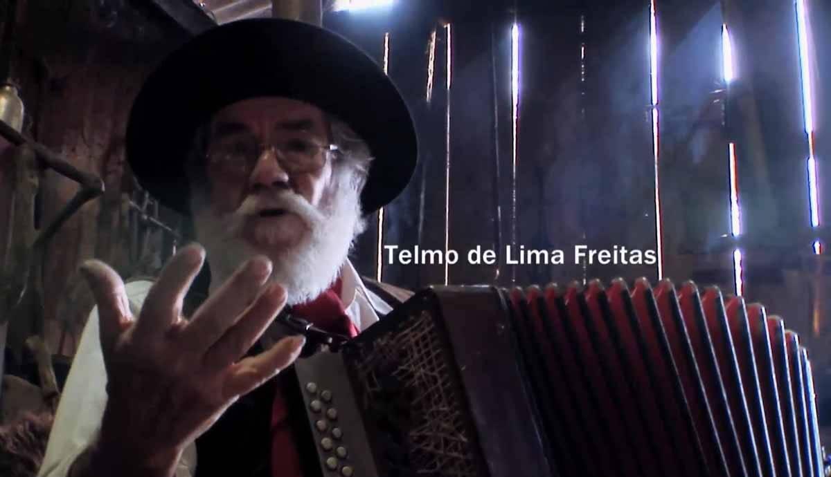 Morre cantor e compositor Telmo de Lima Freitas, um dos grandes nomes da música gaúcha. Foto: Divulgação