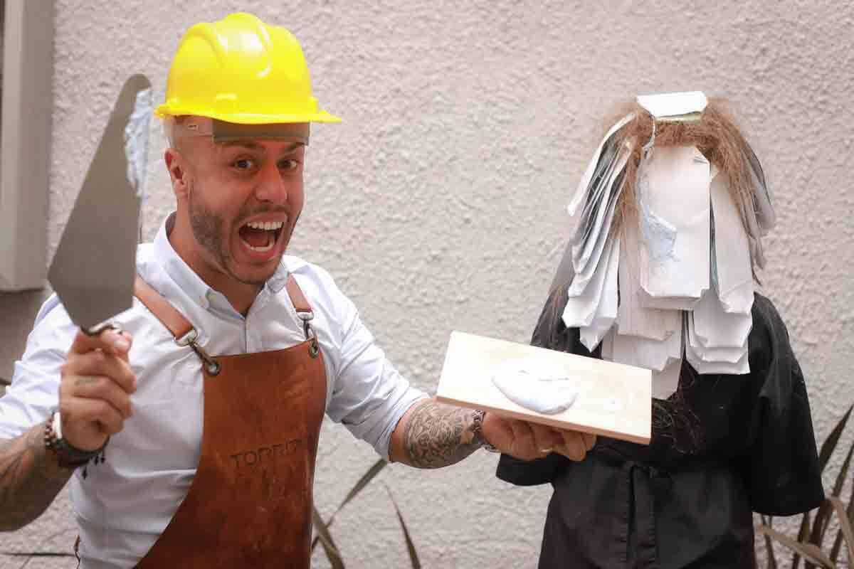 Conheça CRISTIANO GALEGO, famoso cabeleireiro que faz sucesso nas redes sociais. Foto: Divulgação