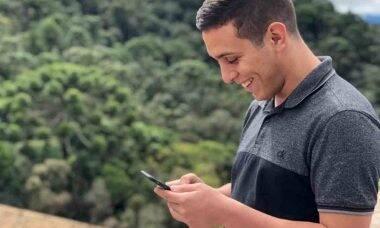 Influenciador Nathanael Siqueira se torna referência nas redes sociais . Foto: Divulgação