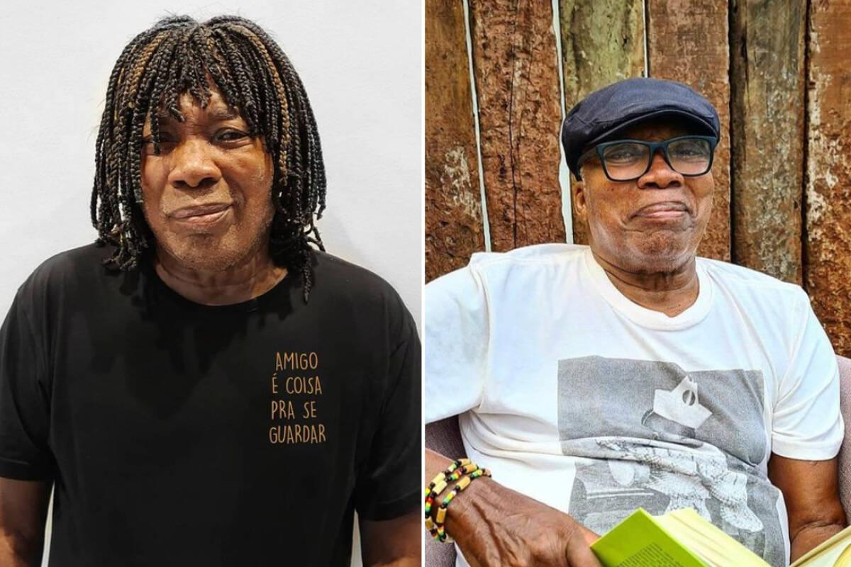 Após 25 anos, Milton Nascimento muda o visual e aparece sem as tranças