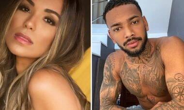 """Ex-namorada de Nego do Borel afirma que ele era """"agressivo de dar cabeçada em uma porta"""""""