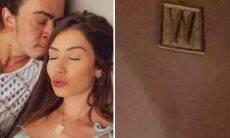 Grávida de Whindersson, Maria Lina posa usando colar com inicial do namorado