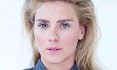 Carolina Dieckmann comenta sobre cena raspando a cabeça em 'Laços de família'