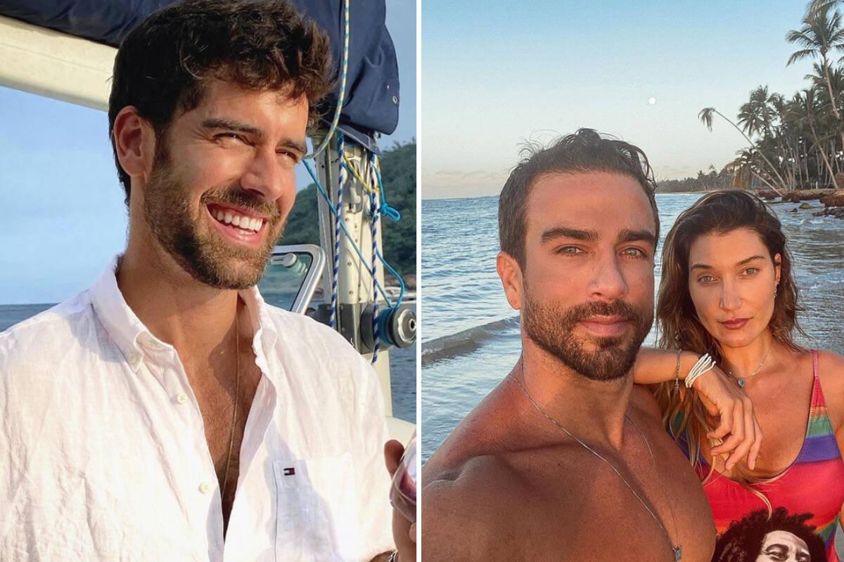 Marcos Pitombo vai à Justiça após boato de affair com Erasmo, ex-marido de Gabriela Pugliesi