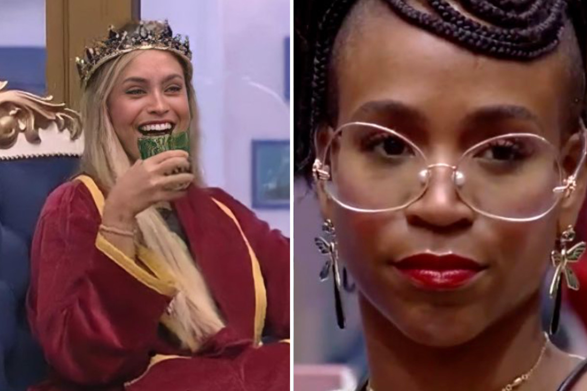 BBB 21: Sarah indica Karol Conká ao Paredão e web comemora
