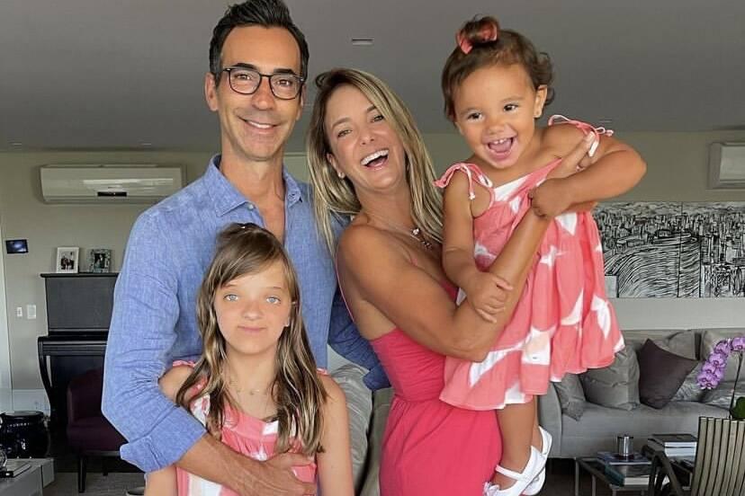 Ticiane Pinheiro revela se pretende ter mais filhos com César Tralli