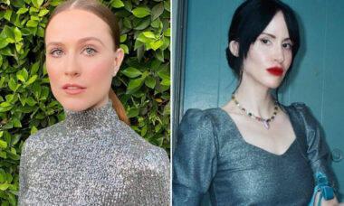 Evan Rachel Wood registra boletim de ocorrência contra esposa de Marilyn Manson