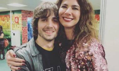 Fontes confirmam que Fiuk e Luciana Gimenez já tiveram um affair