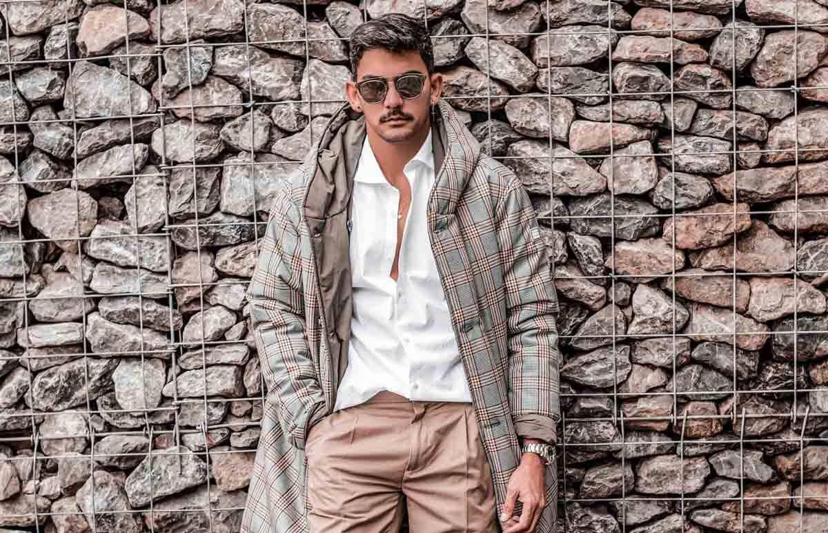 Édipo Pereira: o maior influenciador digital referência internacional em moda. Foto: Divulgação