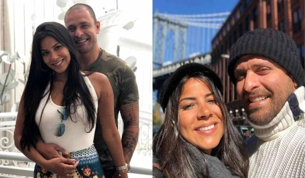 Diogo Nogueira solteiro! Cantor termina namoro de dois anos e meio com Jéssica Vianna