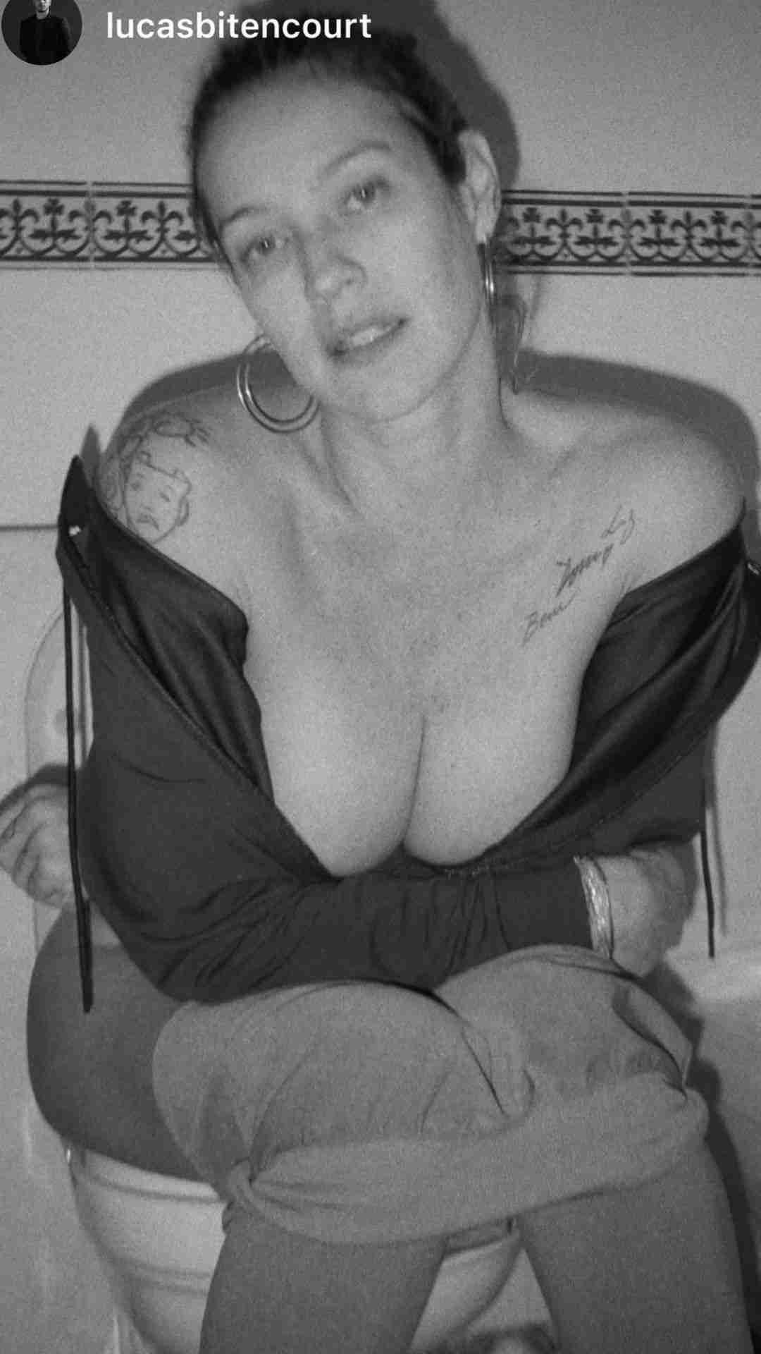 Luana Piovani exibe ensaio sensual feito pelo novo namorado (Foto: Reprodução/Instagram)
