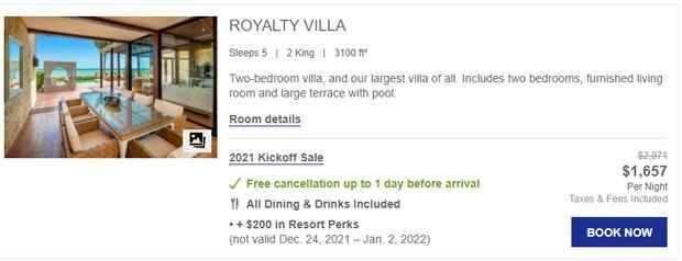 Anitta e MC Rebecca viajam juntas Punta Cana e se hospedam em hotel com diárias de R$ 9 mil