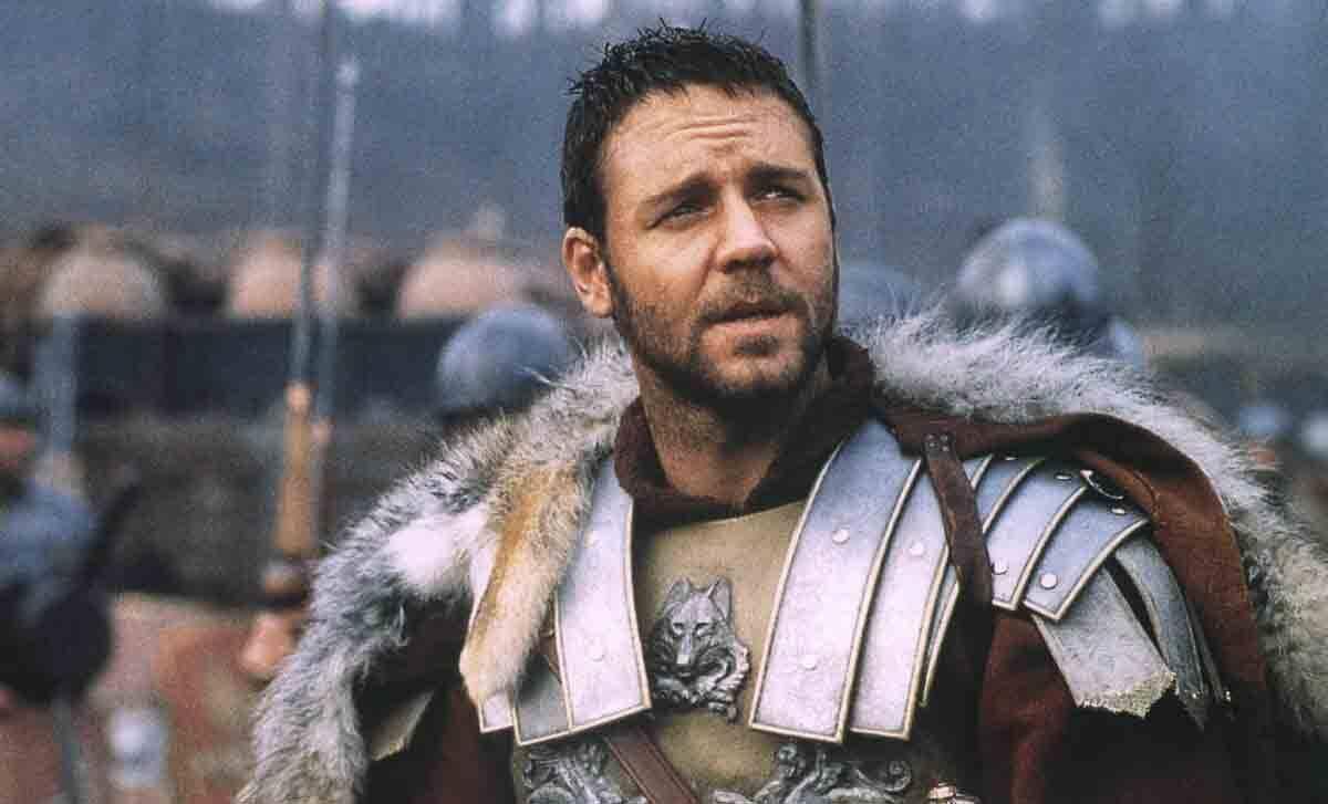 """Ele ganhou o Oscar de Melhor Ator em 2001, pelo filme """"Gladiador""""."""