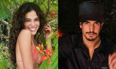Novo casal? Em meio a boatos de romance, Bruna Marquezine posta foto de Enzo Celulari