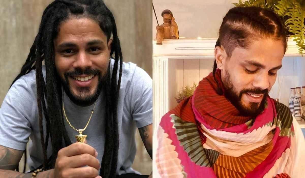 """Ex-BBB Viegas muda o visual e corta o cabelo após 20 anos: """"autoestima lá em cima"""""""