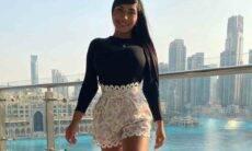 Conheça Jessica Escobar: estilista e modelo que é referência nas redes sociais. Foto: Divulgação