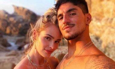 Após casarem no Havaí, Yasmin Brunet passa a usar o sobrenome de Gabriel Medina