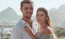 Felipe Simas e Mariana Uhlmann curtem momento a dois: 'era necessário'