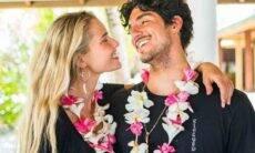 Relação entre Yasmin Brunet e Gabriel Medina com os pais do surfista está em crise após casamento