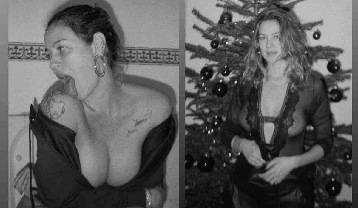 Luana Piovani exibe ensaio sensual feito pelo novo namorado