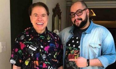 """Tiago Abravanel fala sobre relação com Silvio Santos: """"não paga as minhas contas"""""""