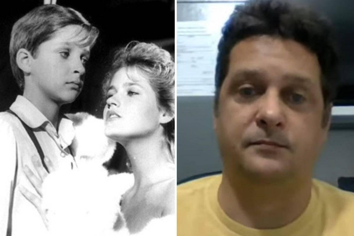 """Ator que fez cena erótica com Xuxa em """"Amor Estranho Amor"""" desabafa: """"Sempre fui julgado"""""""