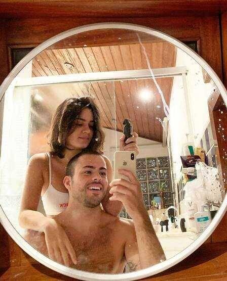 Cantor da banda Lagum termina namoro com Giullia Buscacio após briga (Foto: Reprodução/Instagram)