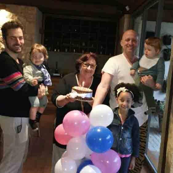 Nesta semana, o marido do Paulo, o médico Thales Bretas, e sua mãe, Déa Lúcia Amaral, usaram o Instagram para falar que ele estava reagindo bem a doença. Foto: Reprodução Instagram