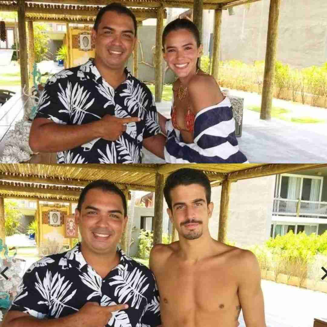 Fã posta foto com Marquezine e Enzo Celulari e reforça rumores de namoro (Foto: Reprodução/Instagram)