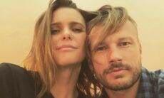"""Fernanda Lima conta que ator """"empatou"""" primeiro flerte com Rodrigo Hilbert"""