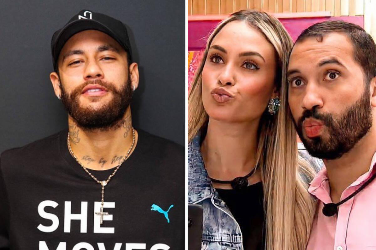 """Neymar compara vida amorosa com Sarah e Gil do BBB 21: """"Decepção atrás da outra"""""""