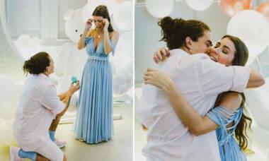 Whindersson Nunes revela o sexo do filho e pede a namorada em casamento