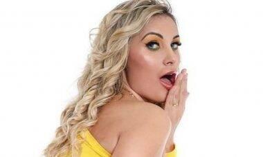 """Andressa Urach sobre se prostituir: """"ganhava mais do que como modelo"""""""