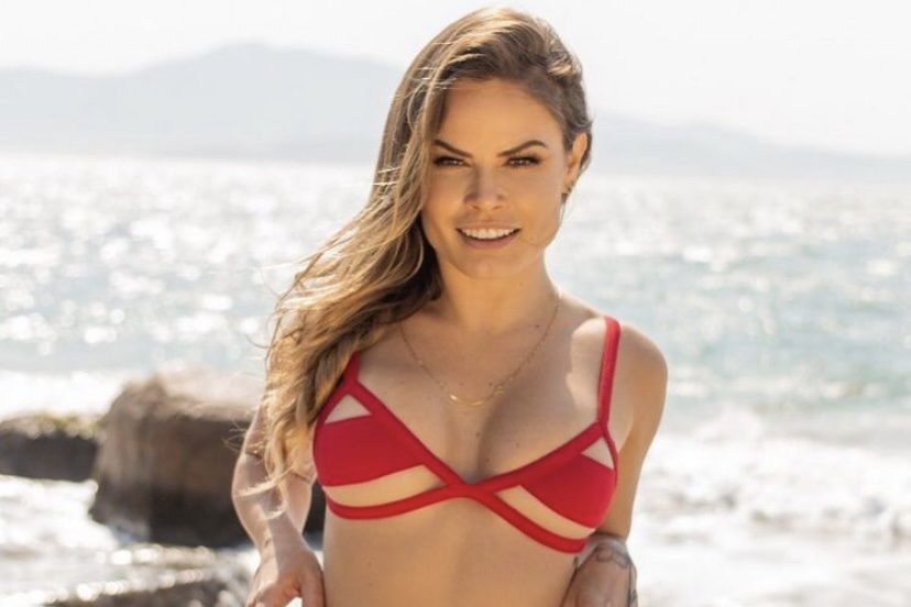 """Ex-BBB Natália Casassola fala de hipotermia em ensaio nu para a Playboy: """"Fui no meu limite"""""""
