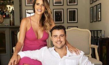 Joaquim Lopes revela quais serão os nomes das filhas gêmeas