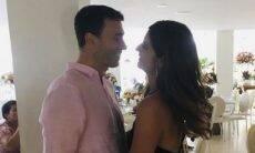 """Andreia Sadi conta que já fez André Rizek dormir no sofá, mas voltou atrás: """"Coração mole"""""""