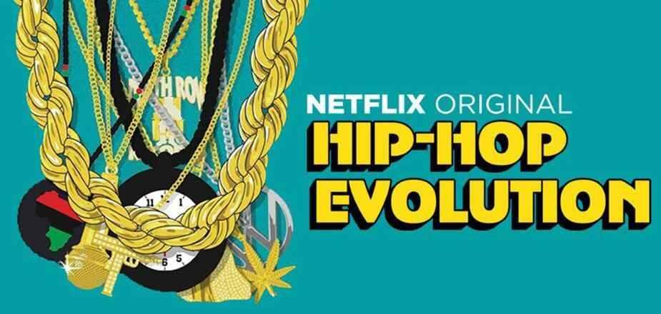 Hip Hop Evolution (Foto: Reprodução/Divulgação/Netflix)