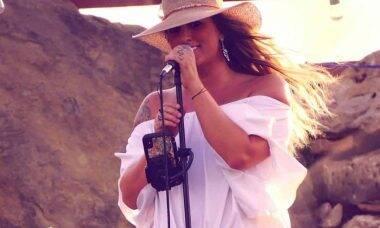 Cantora country Taylor Dee, morre aos 33 anos, em acidente de carro. Foto: reprodução Instagram
