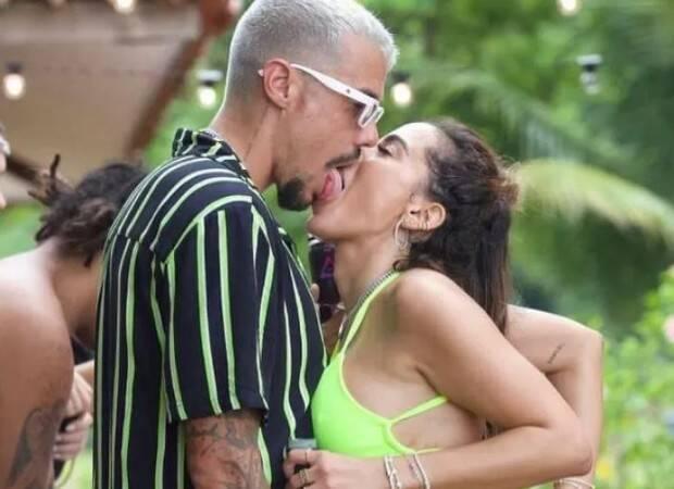 Anitta chama o novo affair, Lipe Ribeiro, para passar férias com ela em Punta Cana (Foto: Reprodução/Instagram)