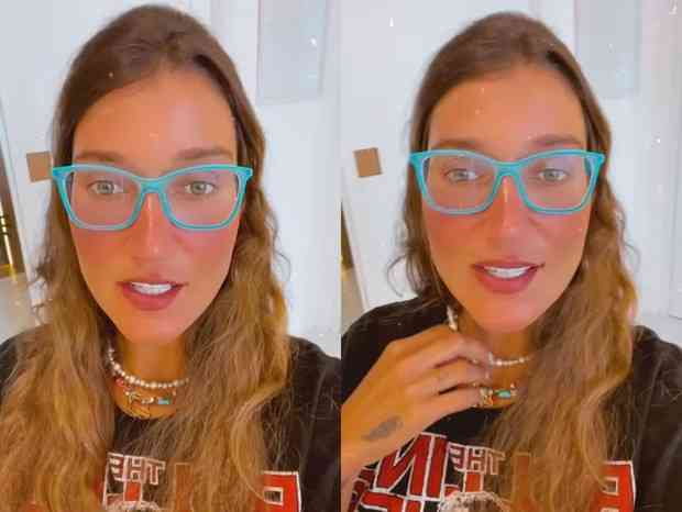 Após separação, Gabriela Pugliesi inicia reversão hormonal para não engravidar (Foto: Reprodução/Instagram)