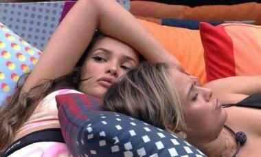 BBB 21: Juliette desabafa com Sarah sobre Gilberto: 'muito difícil'