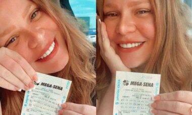 Paulinha Leitte ganha pela 47ª vez na loteria: 'Caixa Econômica que lute'